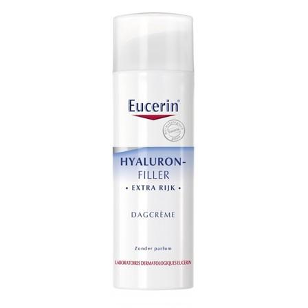Eucerin Hyaluron-filler jour extra riche - 50 ml