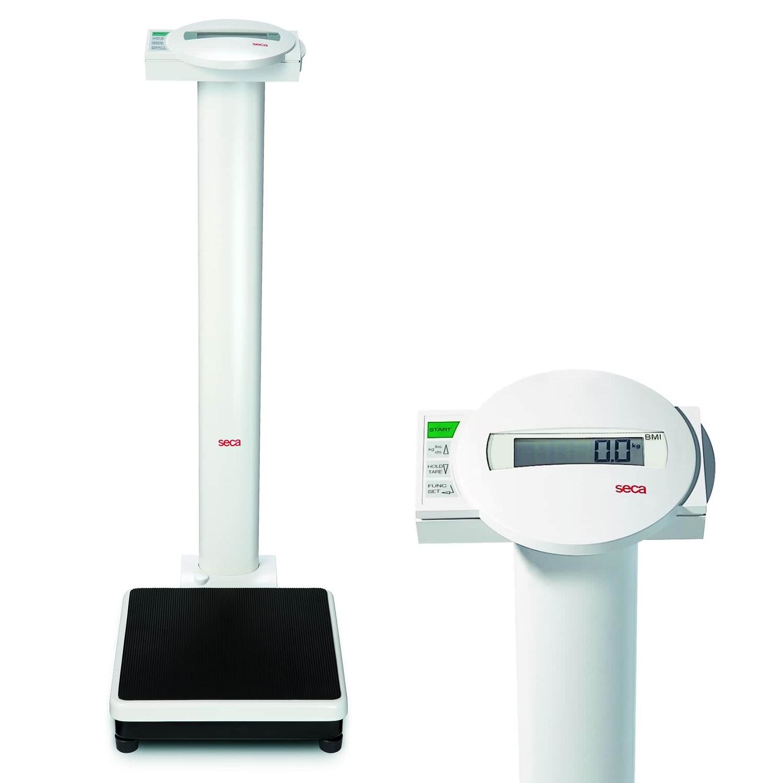 Seca 769 Balance à colonne numérique avec fonction BMI