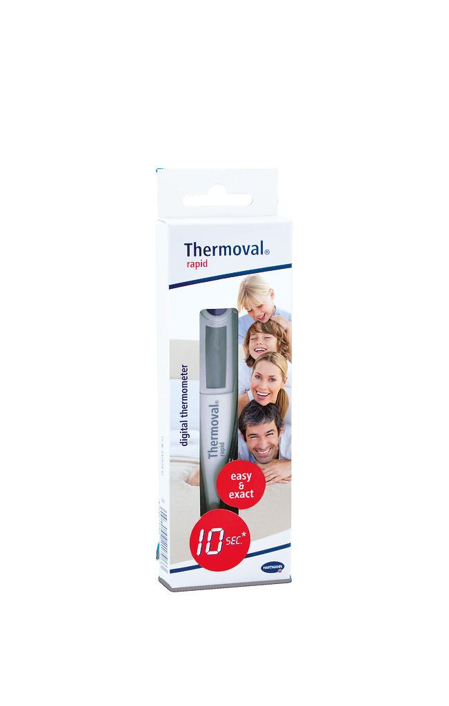 Thermoval Rapid thermomètre