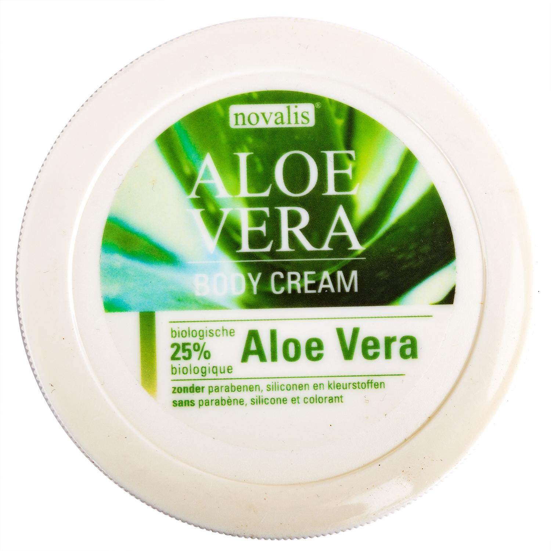 Novalis aloe vera bodycream hydratante - 250 ml