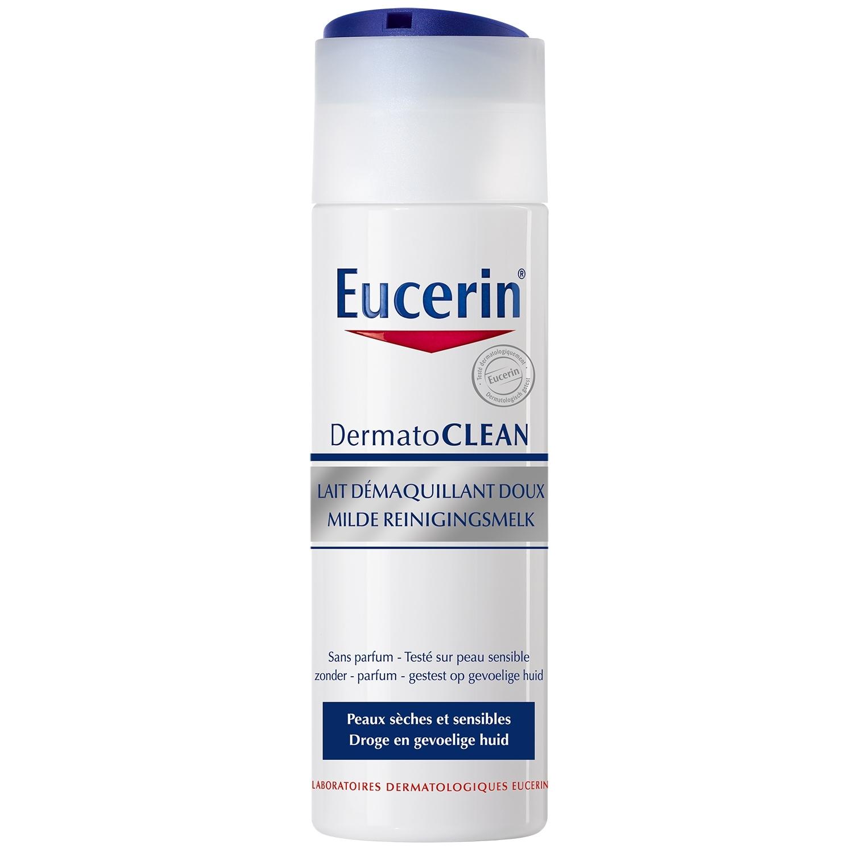 Eucerin Dermatoclean lait doux démaquillant - 200 ml