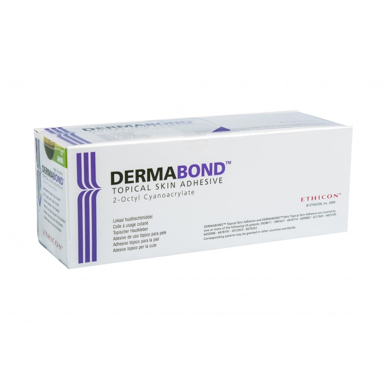 Dermabond colle cutanée - 0,5 ml (6 pcs)