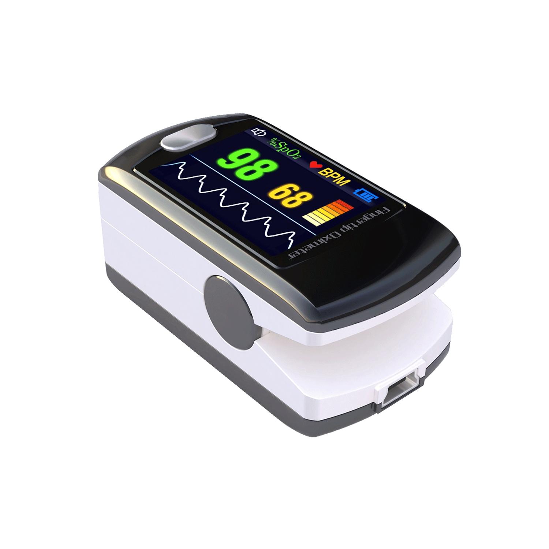 Oxymètre de doigt CMS 50-E - USB