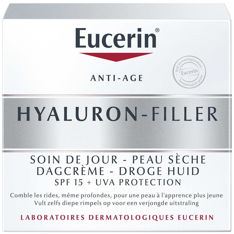 Eucerin Hyaluron-filler jour riche - 50 ml