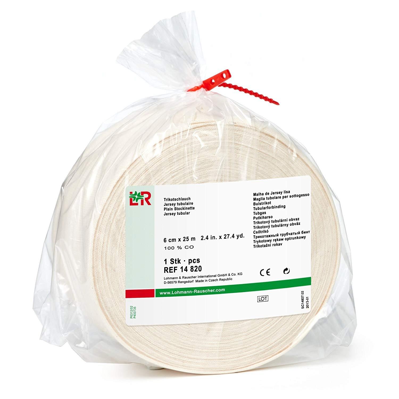 Bandage tubulaire coton