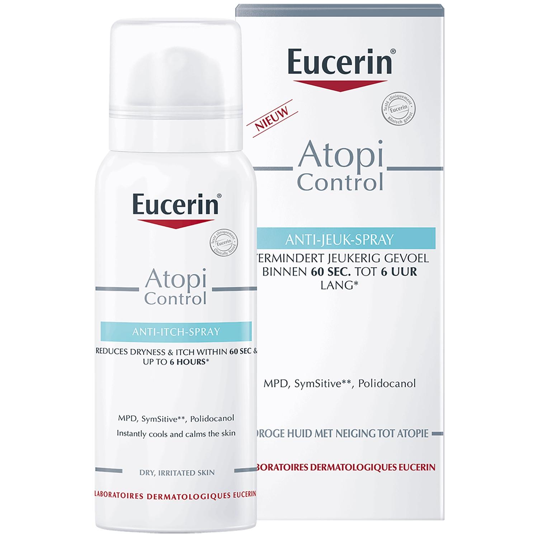 Eucerin Atopicontrol spray  anti-démangeaisons - 50 ml