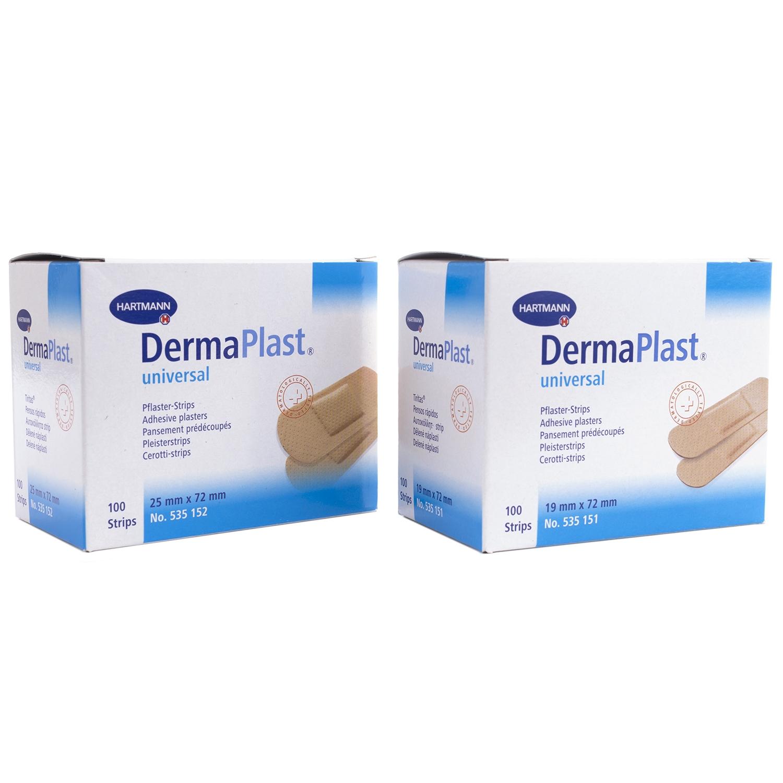 Dermaplast résistant à l'eau
