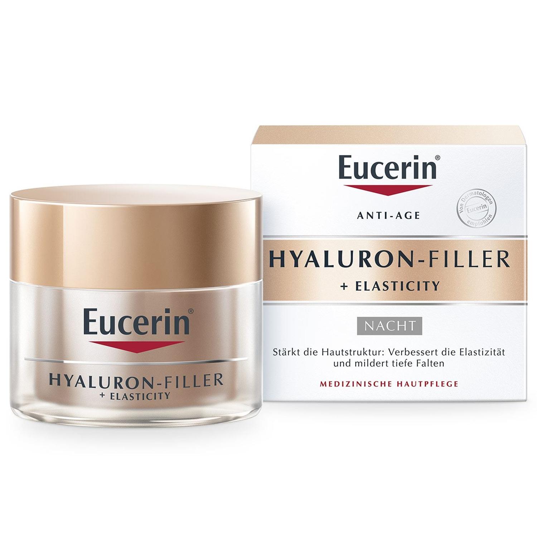 Eucerin Hyaluron-filler + elasticity nuit - spf15 - 50 ml