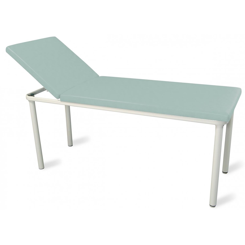 Promotal Table d'examen standard - largeur 65 cm - Sea Green