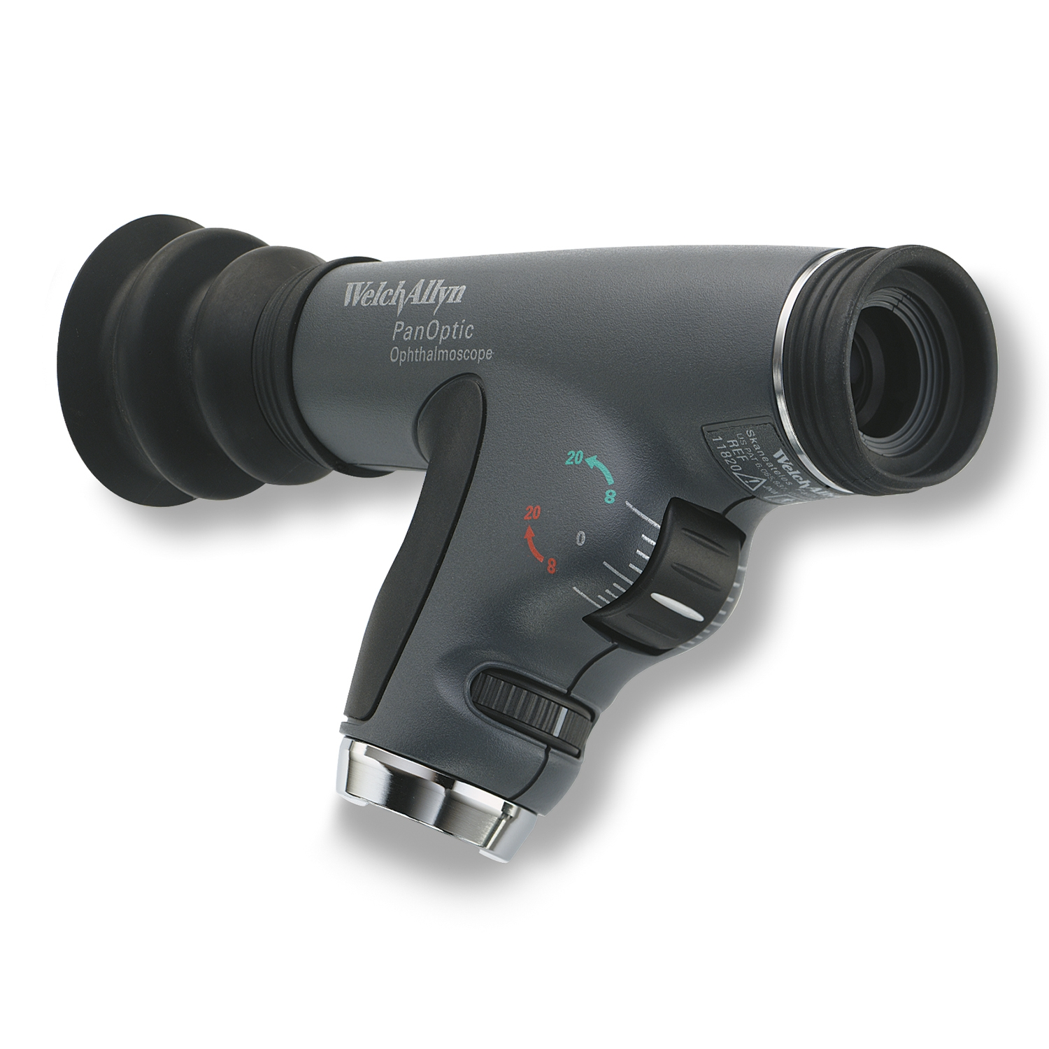 Welch Allyn PanOptic Tête Ophthalmoscope - 11820-ce