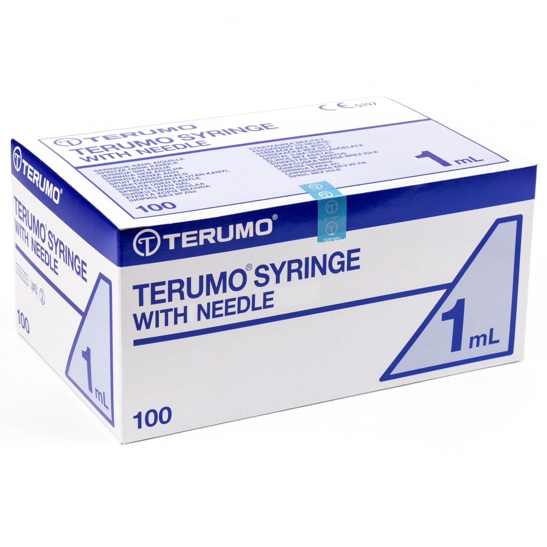 Terumo seringue tuberculine