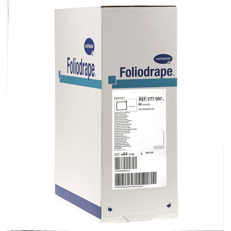 Foliodrape champs opératoire 2 couches