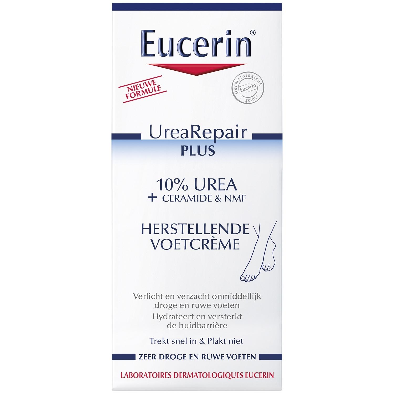 Eucerin Urearepair plus crème pour les pied réparatrice - 10 % Urée - 100 ml