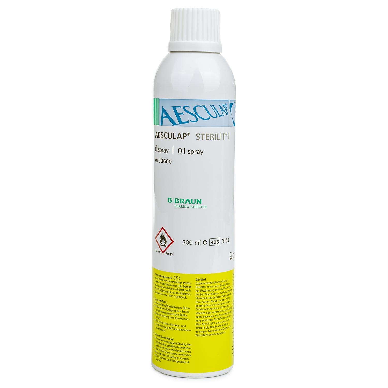 Sterilit huile en spray  - 300ml