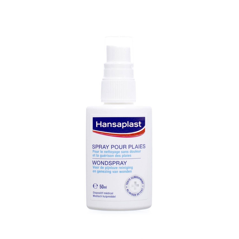 Hansaplast spray pour plaies - 100 ml