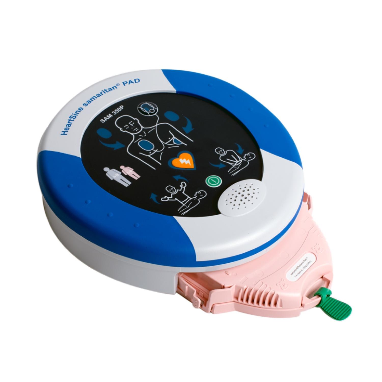 DAE Heartsine Samaritan PadPak batterie/électrodes 350P/500P - enfants