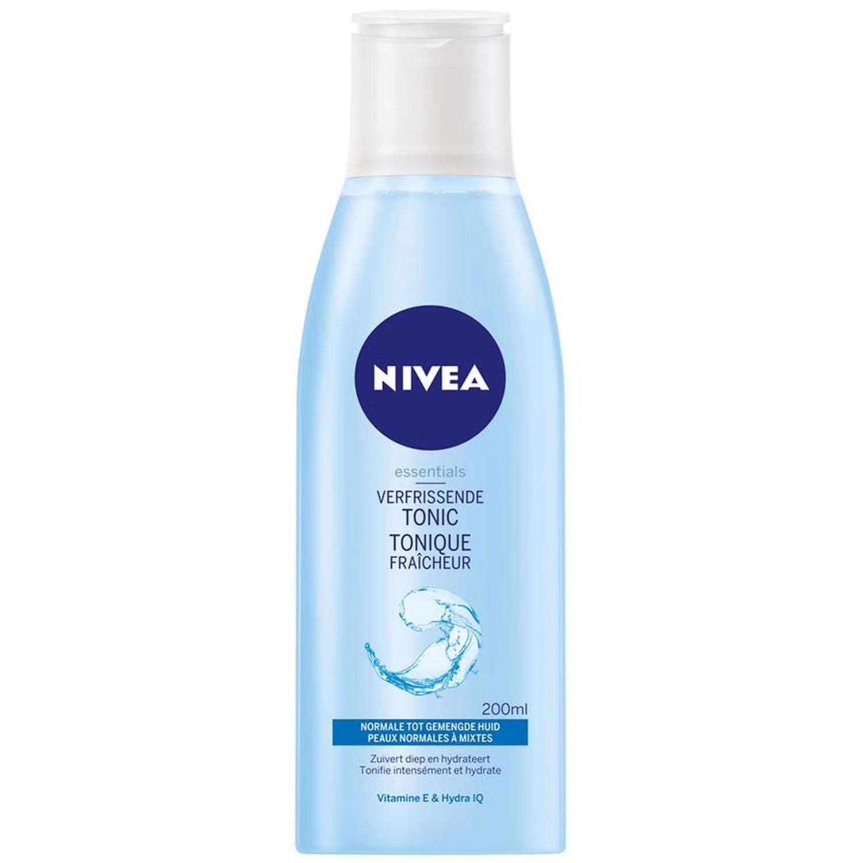 Nivea Essentials tonic - peau normale - rafraichissant - 200 ml