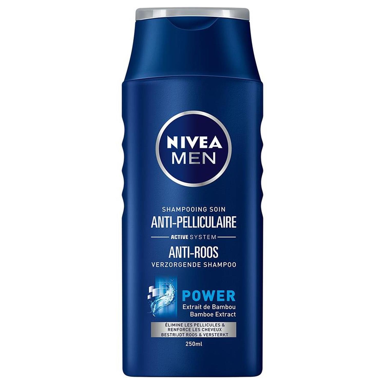 Nivea men shampoing power anti-pélliculaire - 250 ml