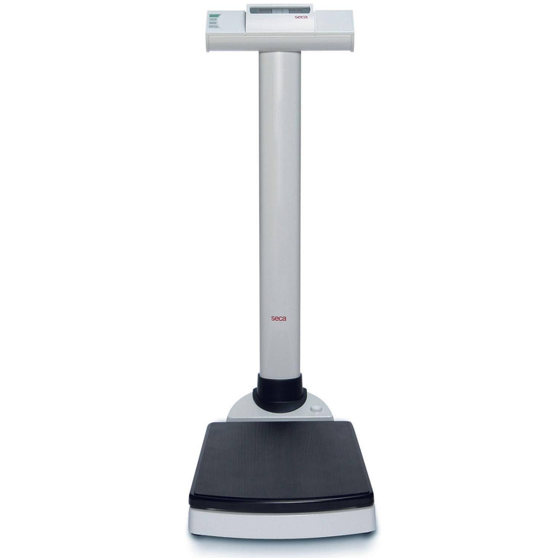 Seca 703 Balance à colonne numérique sans fil avec fonction BMI