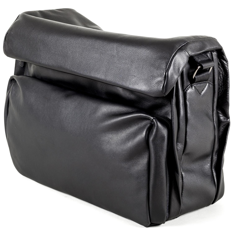 Picco bello sacoche médicale cuir - noir