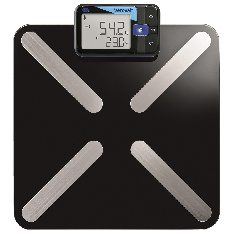 Veroval pèse-personne diagnostic BMI
