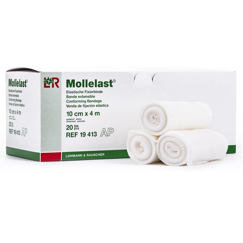 Mollelast bande extensiblerol - 4 m (20 pcs)