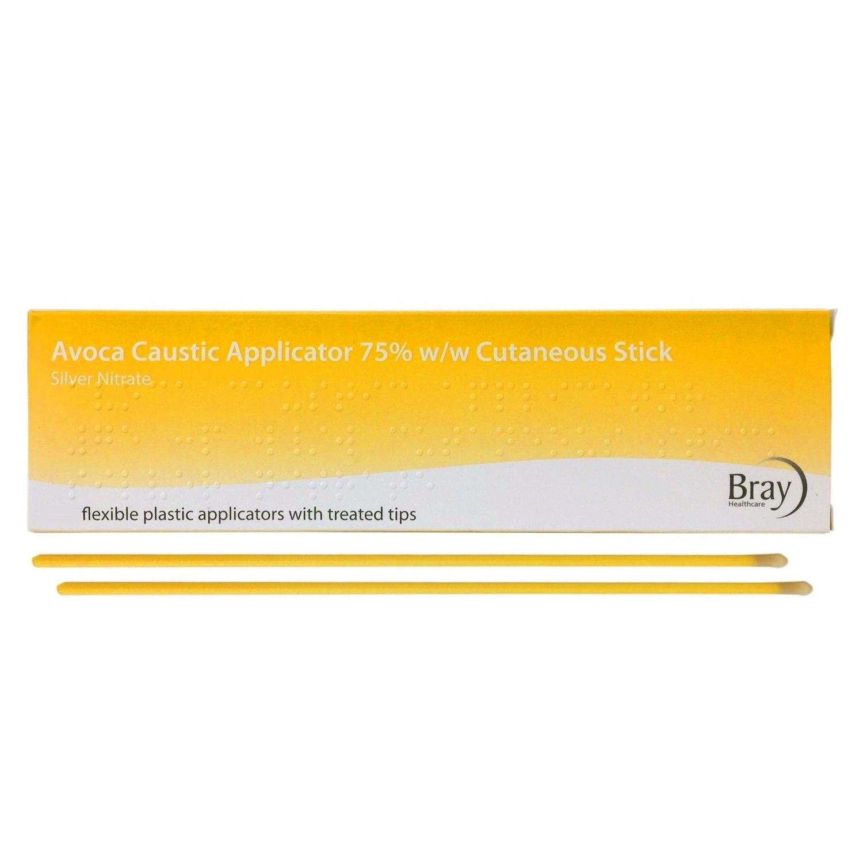 Applicateurs de nitrate d'argent (100 pcs)