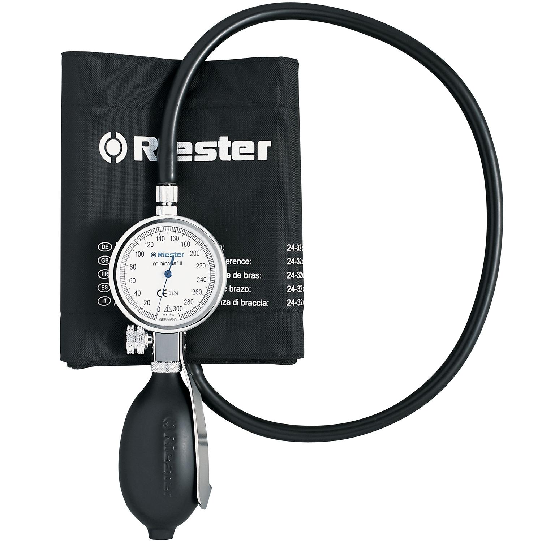 Tensiomètre Riester Minimus II - Noir