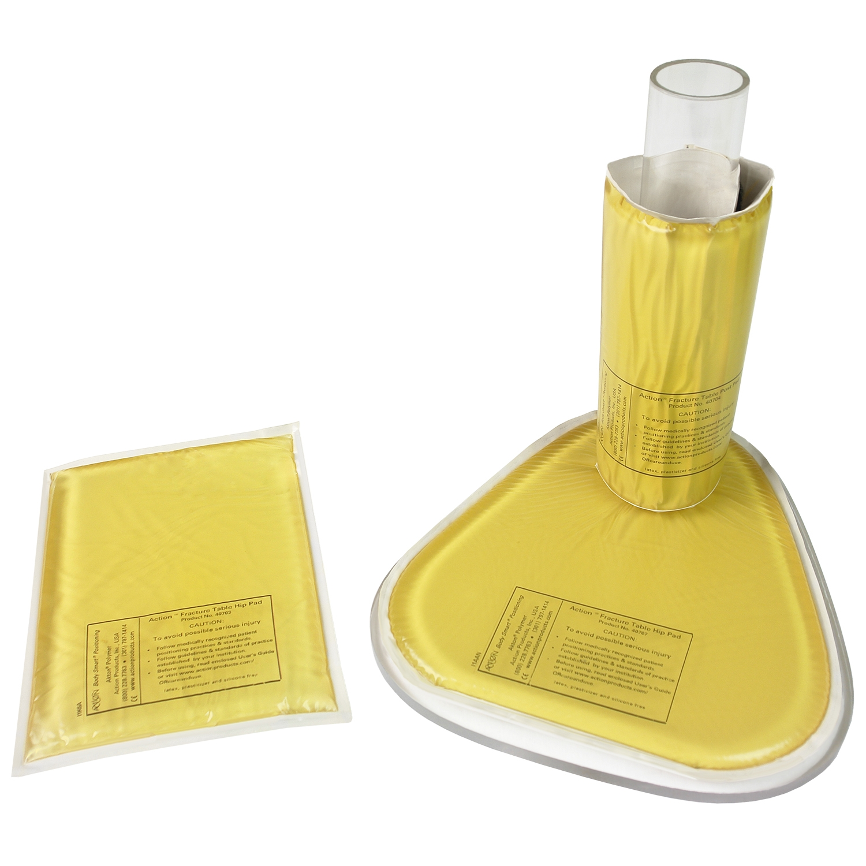Action Bescherming voor perineale steun (max diam. 7 cm) - velcro - 18 x 13 x 1,3 cm