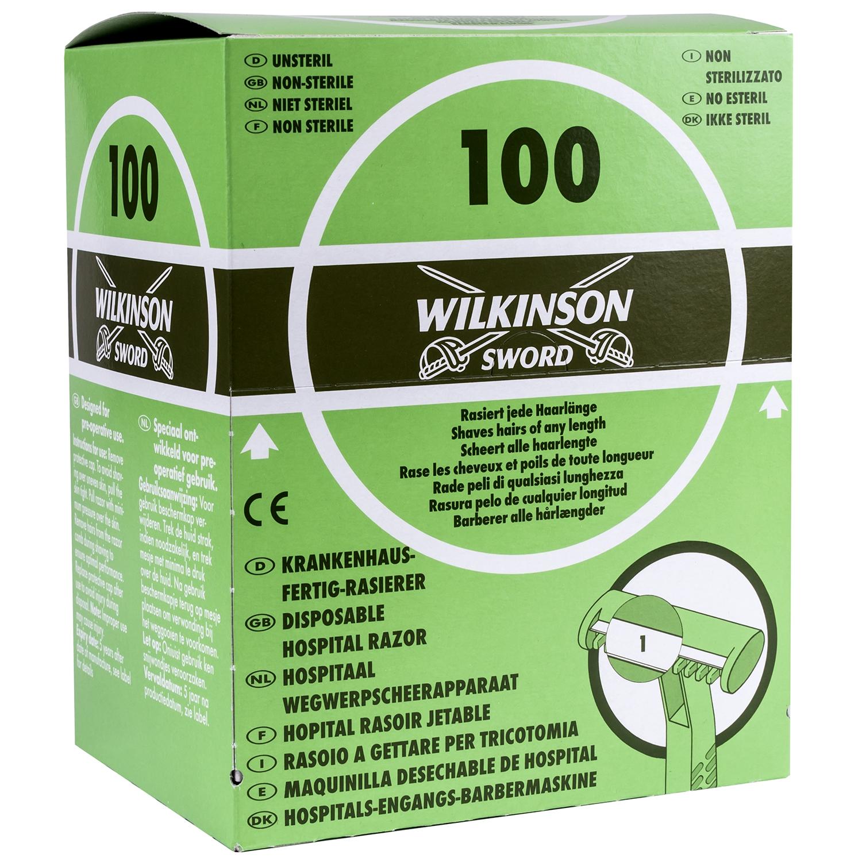 Rasoirs jetables Wilkinson (100 pcs)