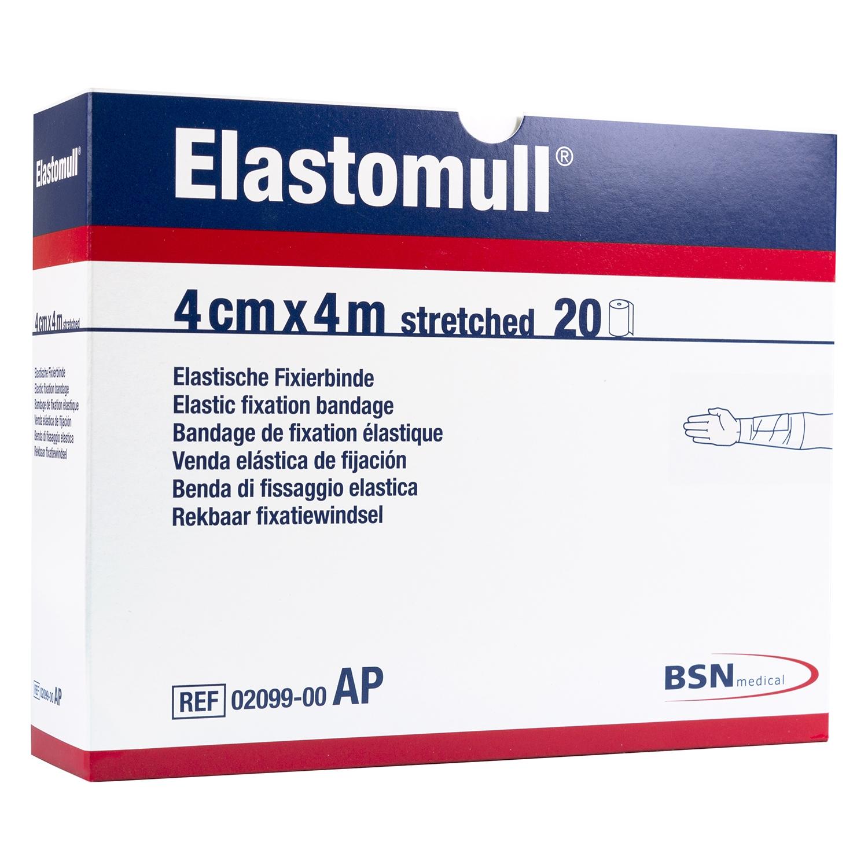 Elastomull - rol 4 m (20 pcs)