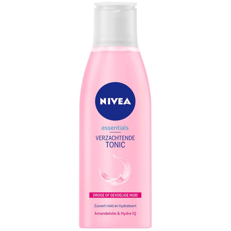 Nivea Essentials tonic - peau sèche/sensible - apaisant - 200 ml