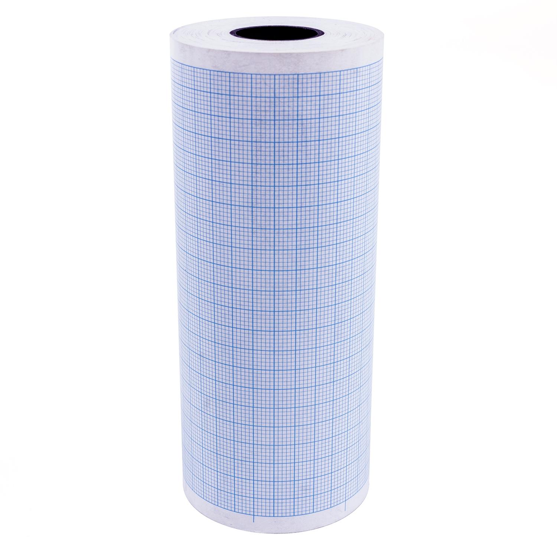 ECG papier z-fold pour Cardiorapid K33m-K36m - 12 cm x 30 m