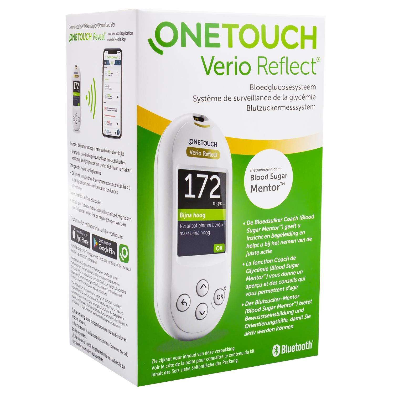 One touch verio reflect glucomètre startkit