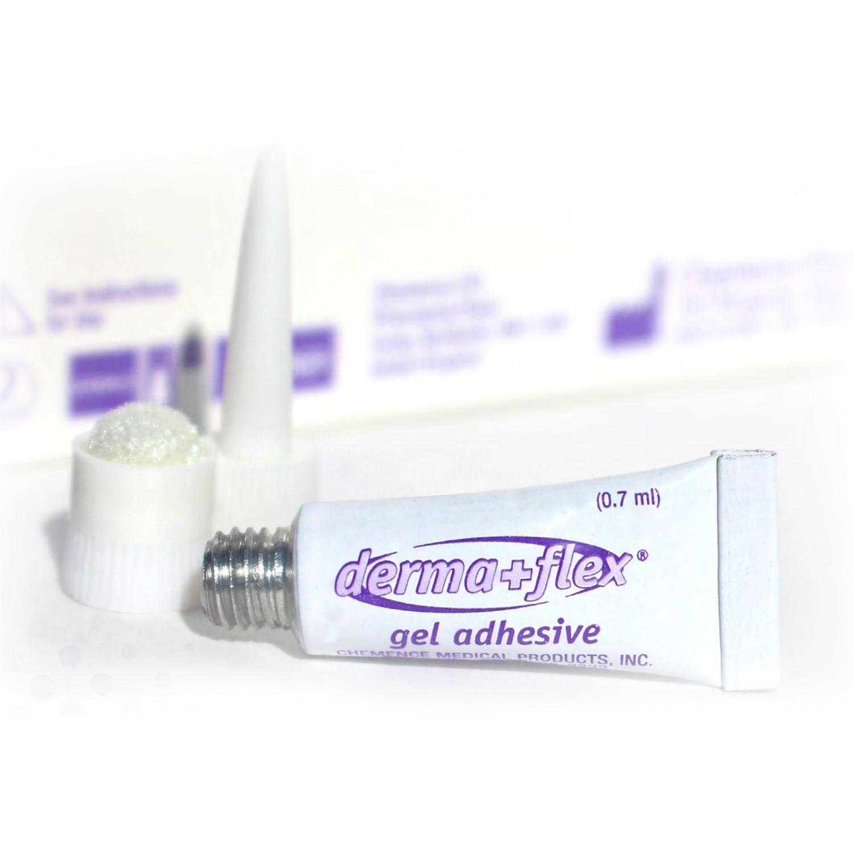 Derma + flex gel adhesief - 0,7 gr (6 st)