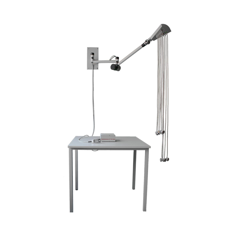 Vacuumsysteem ECG - DT80 CLW wandmodel