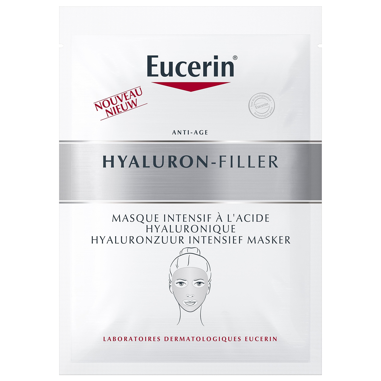 uuu Eucerin Hyaluron filler Tissue Mask - 4 stuks (einde voorraad)