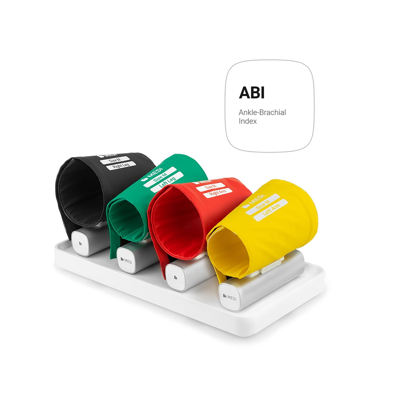 MESI uitbreiding ABI - Ankle Brachial Index - draadloos