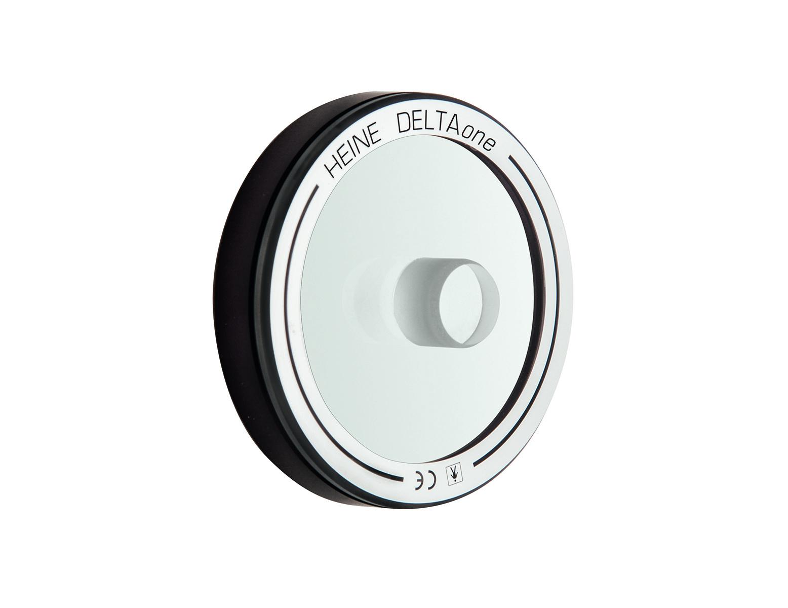 Heine DELTA One contact plaat - klein
