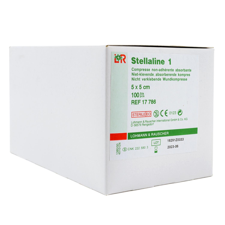 Steriel kompres niet-inklevend Stellaline