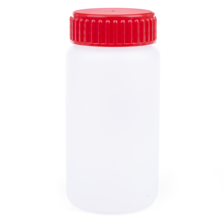 Poederfles + schroefdop - 160 ml
