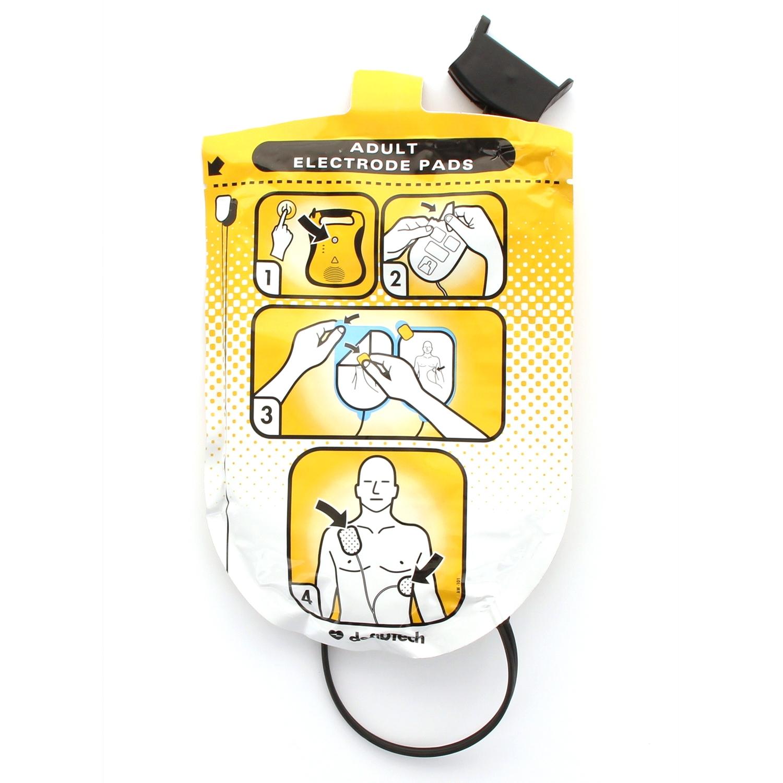 eee AED elektrodes v. Defibtech lifeline AED - volwassen (2 st)