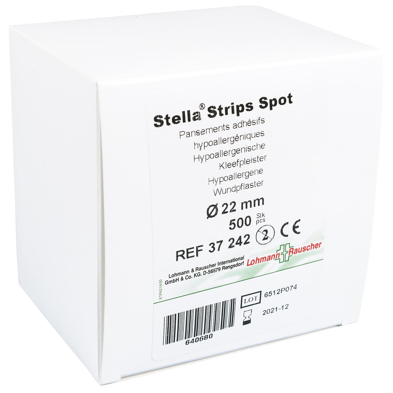 Stella strips spots - 2,2 cm (500 st)