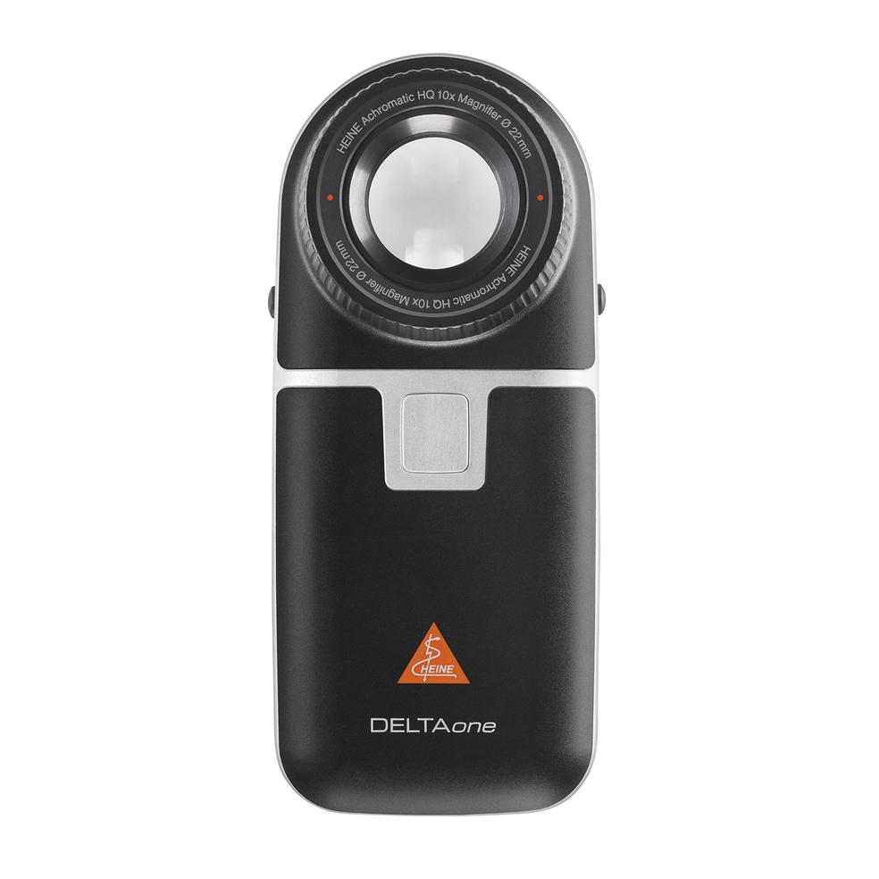 Heine dermatoscoop DELTA One LED - met USB oplader