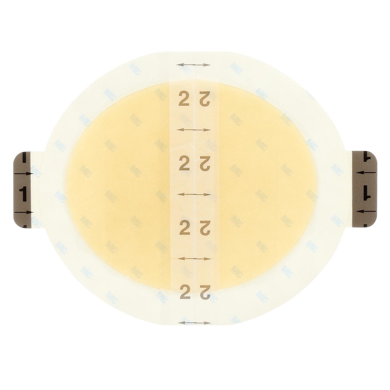 Tegaderm Hydroc. Ovaal - 13 x 15 cm (5 st)