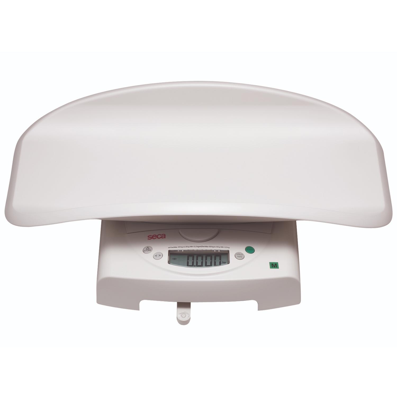 Seca 385 digitale babyweegschaal - geijkt