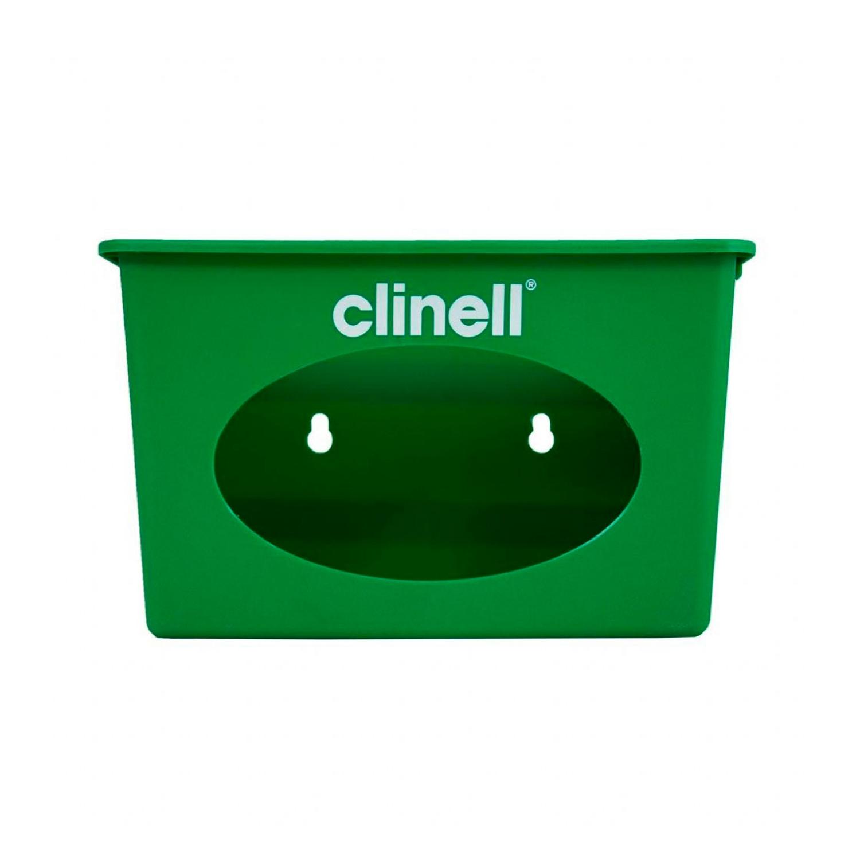 Clinell wandbox XL v. pack 200 hygiënedoekjes (zonder doekjes)