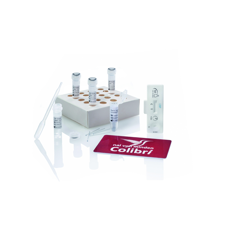 Colibri testcassettes CRP (20 st)
