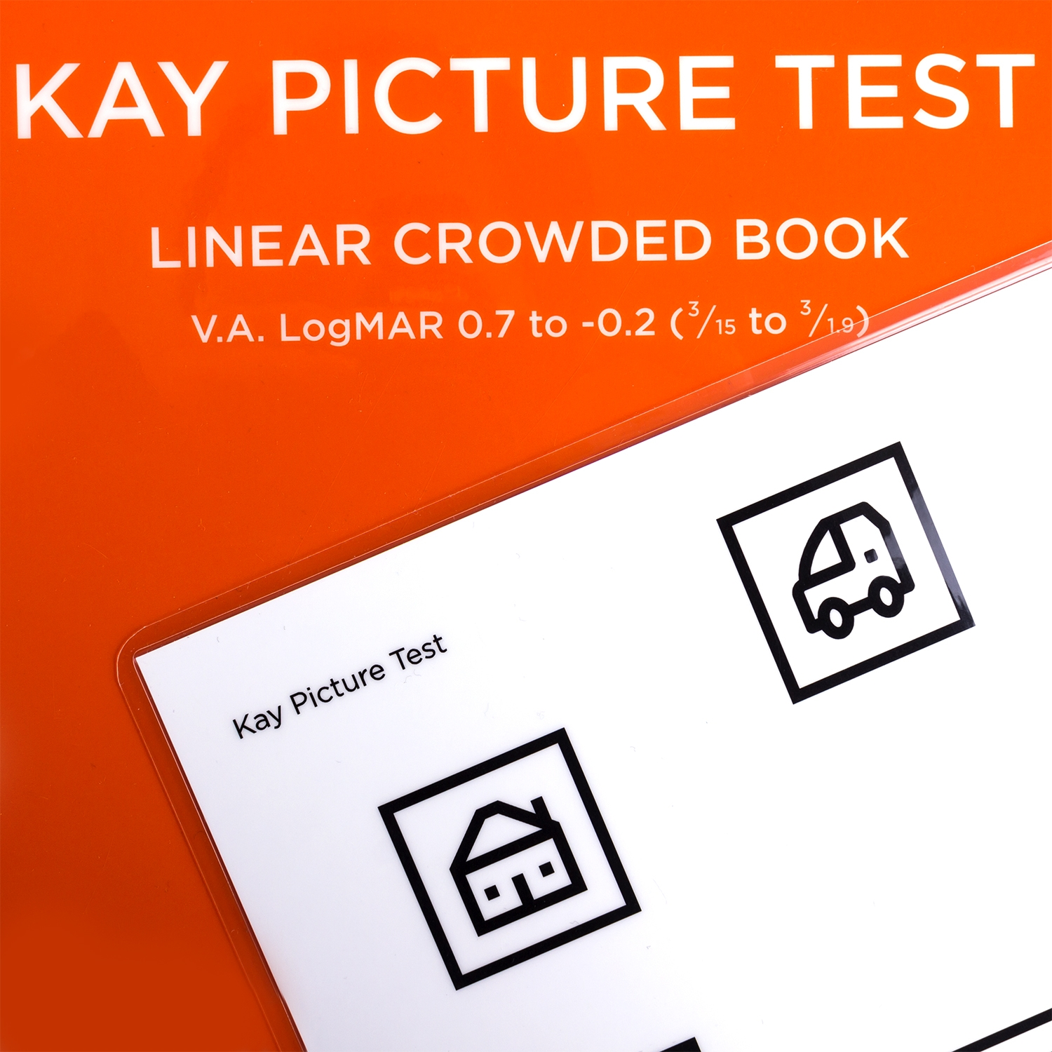 Kay 3m crowded linear book test
