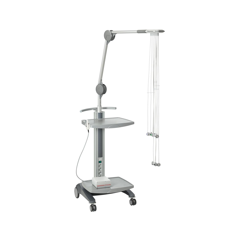 Vacuumsysteem ECG - DT80 - trolley